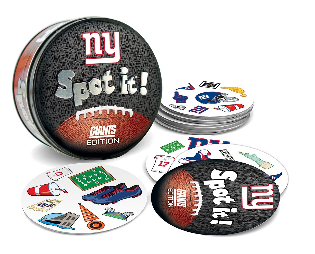 New York Giants Spot It!