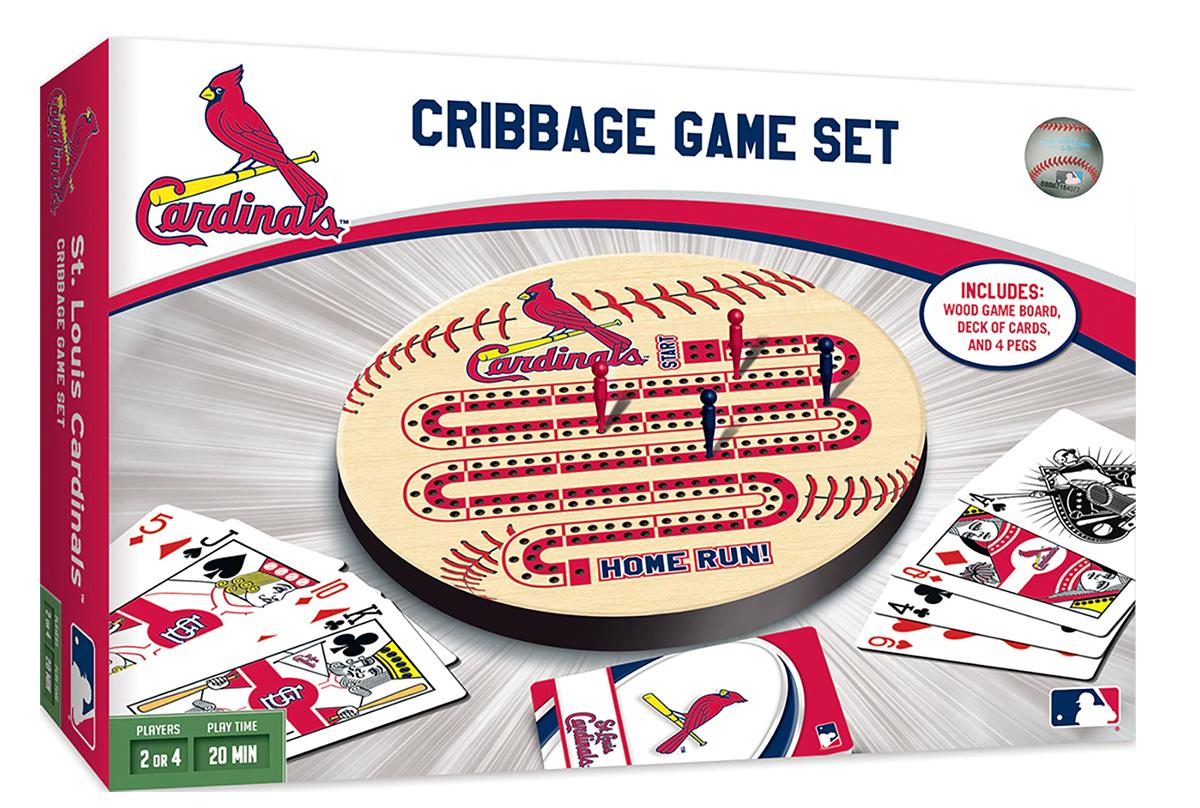 St. Louis Cardinals Cribbage St. Louis Cardinals