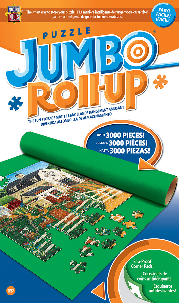 Jumbo Puzzle Roll-Up