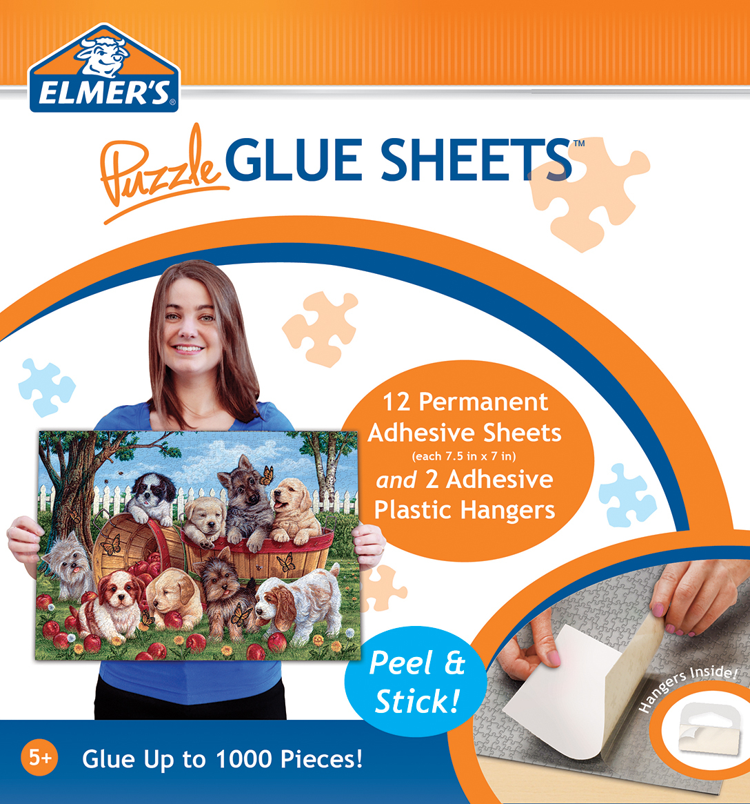 Elmer's Glue sheets - Scratch and Dent