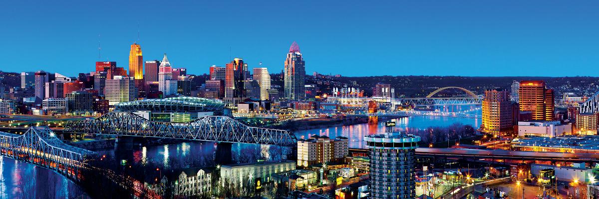 Cincinnati Landmarks / Monuments Jigsaw Puzzle