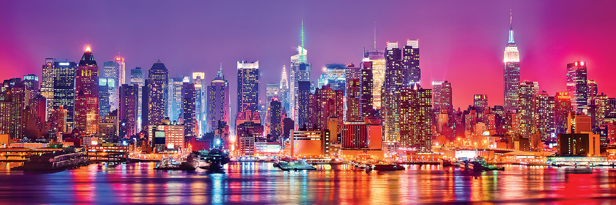 New York City Landmarks / Monuments Jigsaw Puzzle
