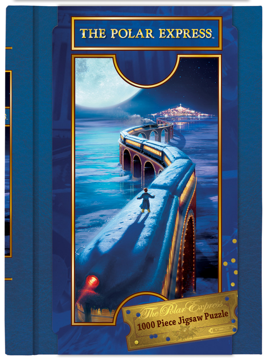 The Polar Express Book Boxes 71680 on Educational Stuff