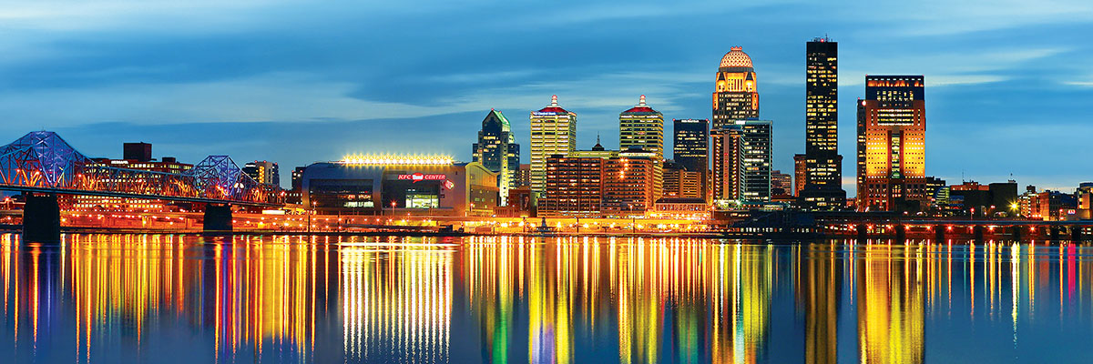 Louisville Skyline / Cityscape Jigsaw Puzzle