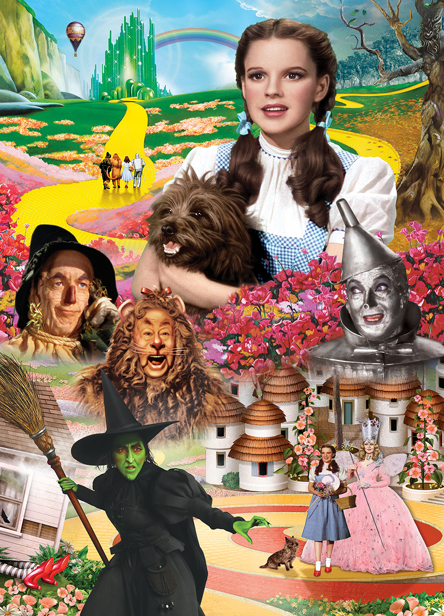 The Wizard of Oz 2017 Movies / Books / TV Jigsaw Puzzle