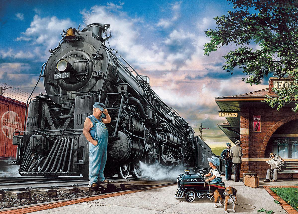 попробовал поезда для открыток правила посадки ухода