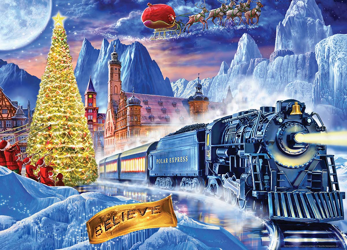 The Polar Express Movies / Books / TV Jigsaw Puzzle