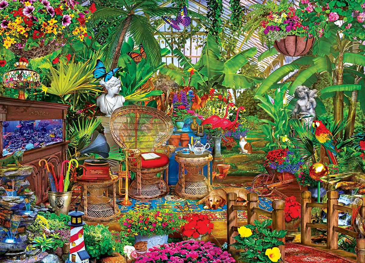 Garden Hideway Garden Hidden Images