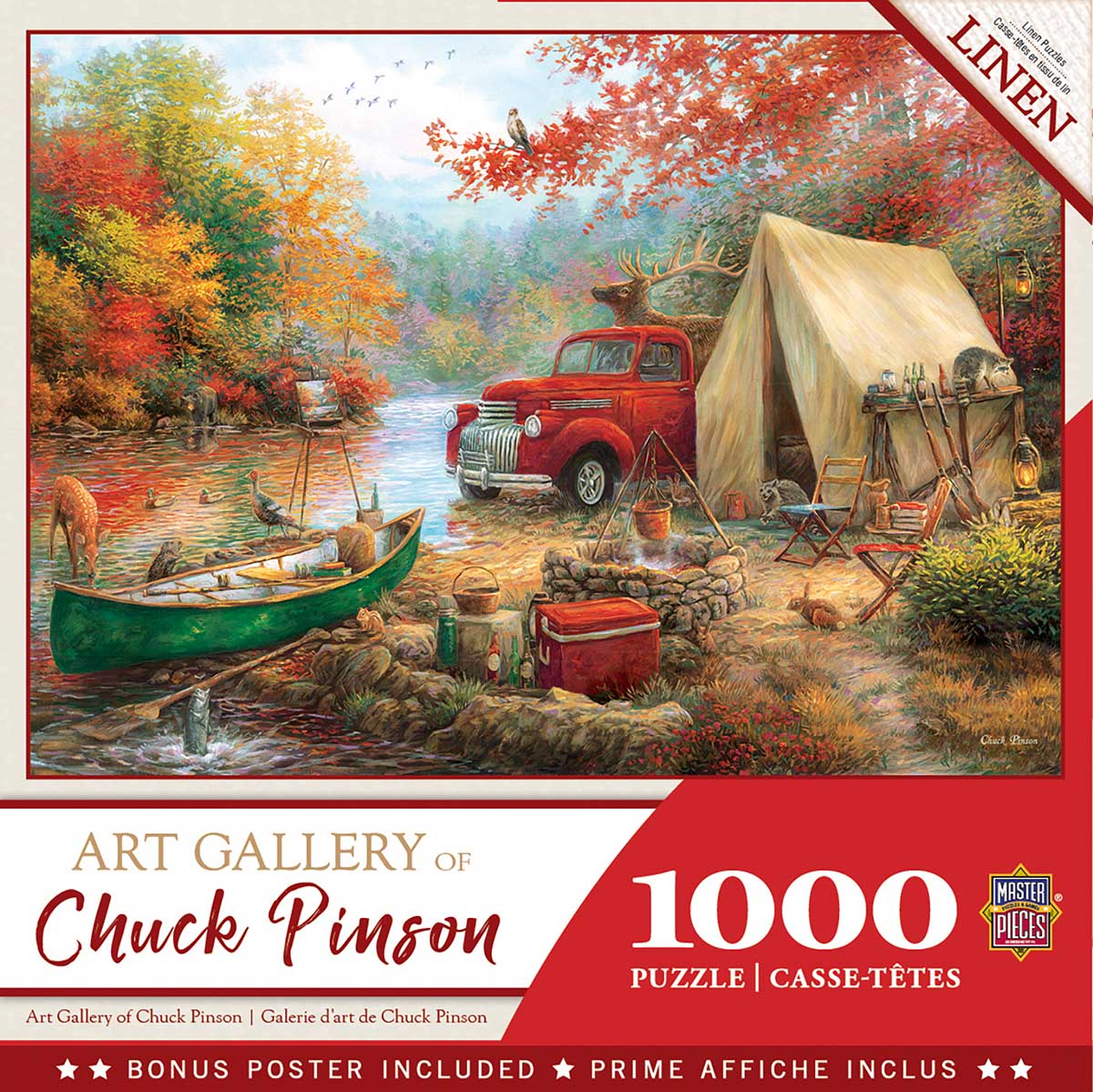 Share the Outdoors Animals Jigsaw Puzzle