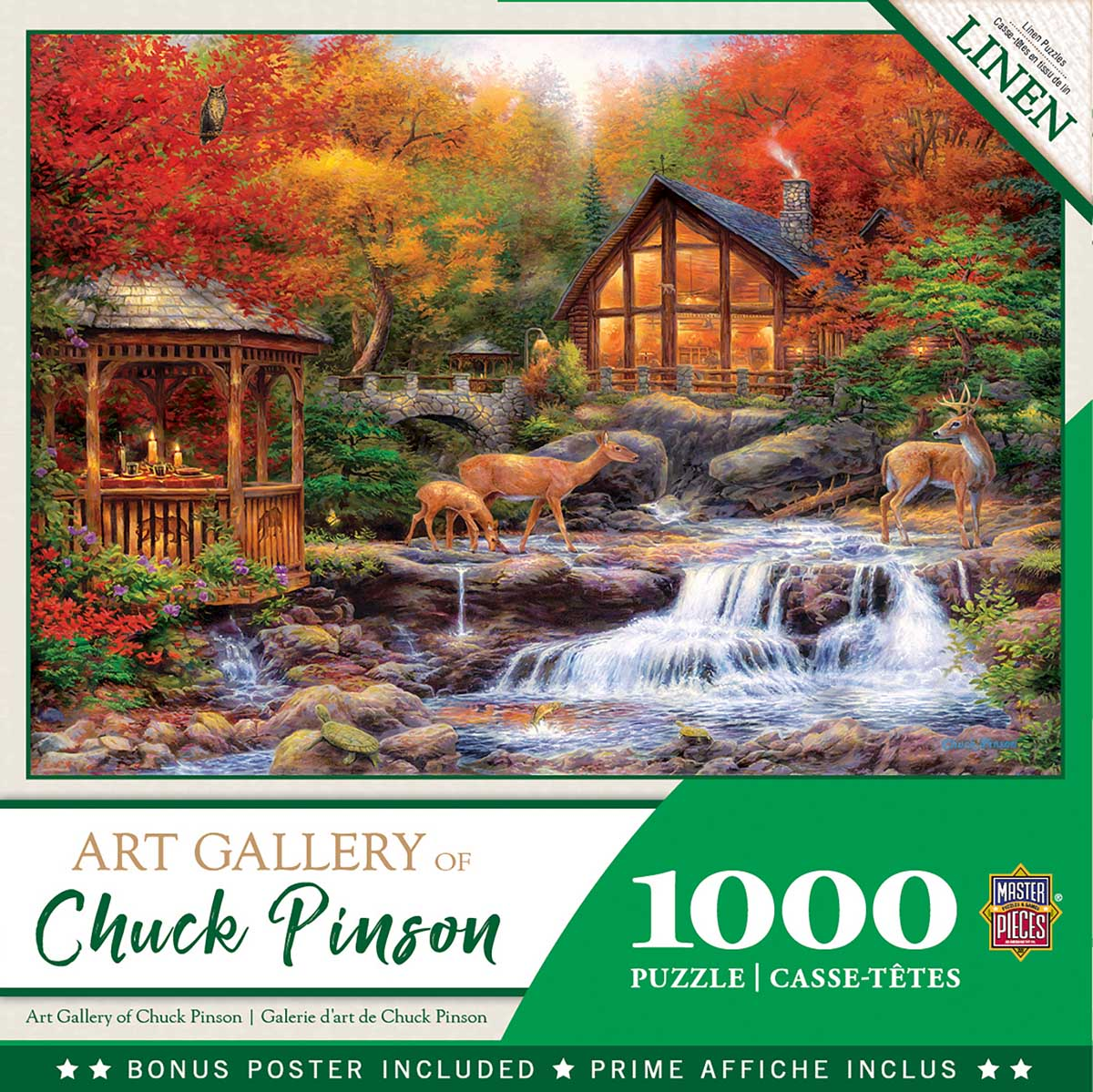 Colors of Life Fall Jigsaw Puzzle