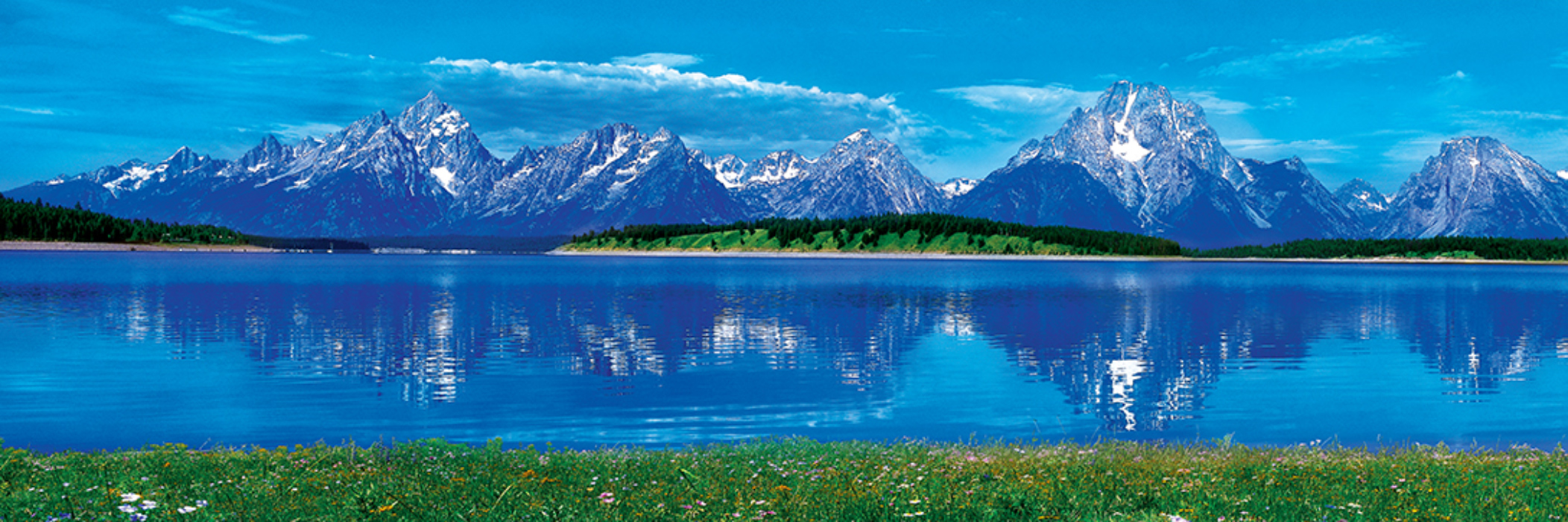 Grand Tetons National Parks Jigsaw Puzzle
