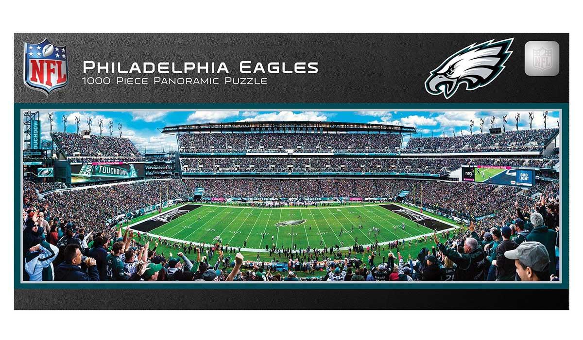 Philadelphia Eagles Sports Jigsaw Puzzle