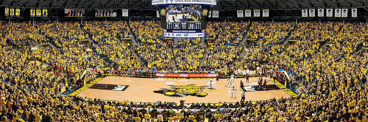 Wichita State University Basketball Jigsaw Puzzle ...