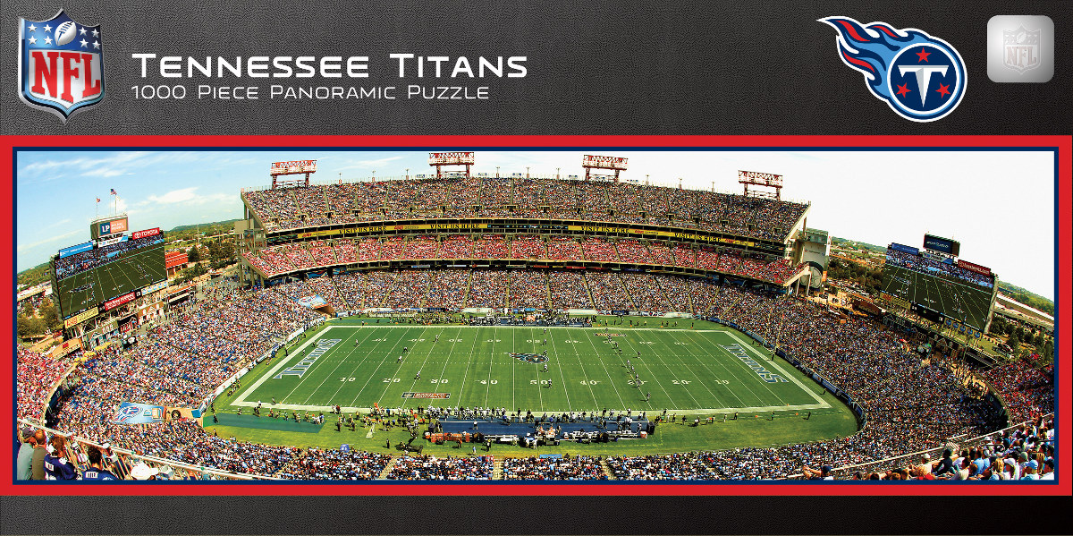 Tennessee Titans Sports Jigsaw Puzzle
