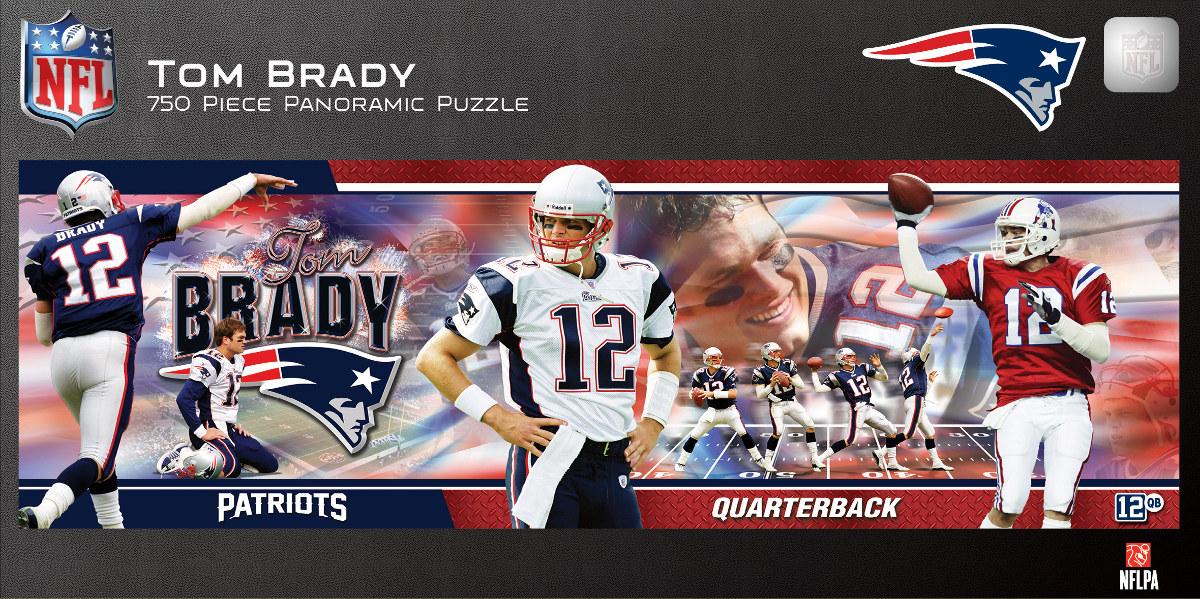 Tom Brady Sports Jigsaw Puzzle