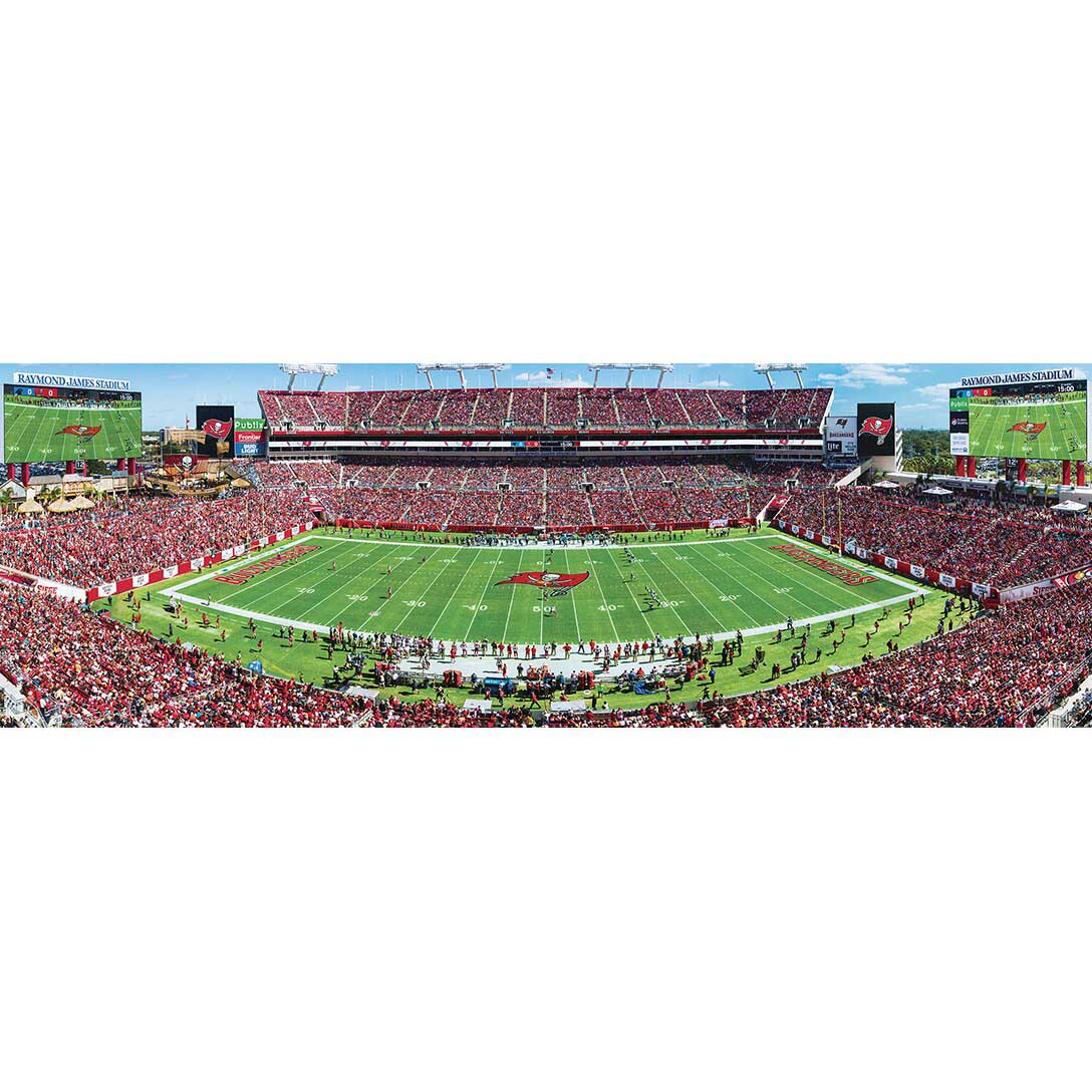 Tampa Bay Bucaneers Sports Jigsaw Puzzle