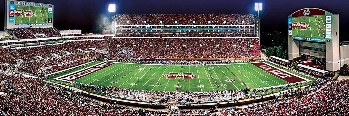 Mississippi State Sports Jigsaw Puzzle