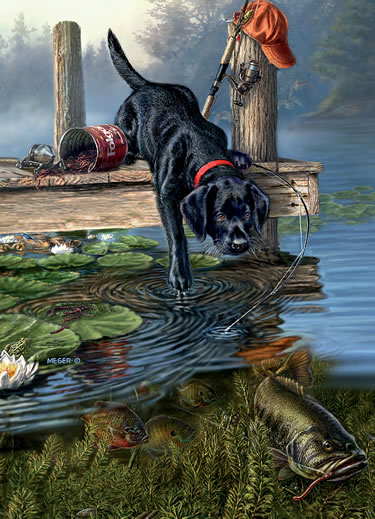 Nibbles Dogs Jigsaw Puzzle