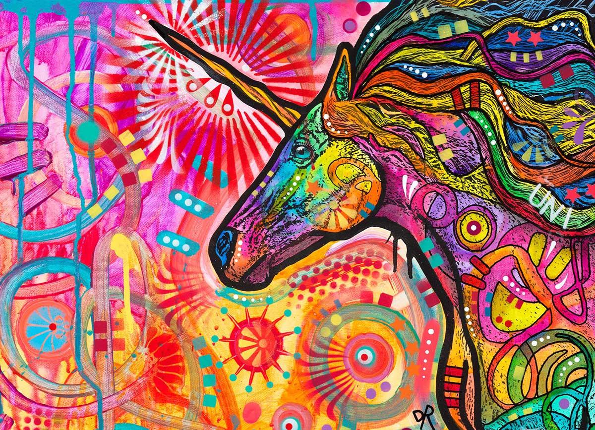 Unicornucopia Unicorns Jigsaw Puzzle