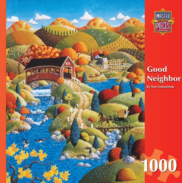 Good Neighbor Jigsaw Puzzle