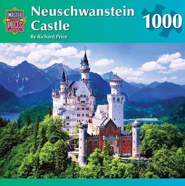 Neuschwantstein Castle Castles Jigsaw Puzzle