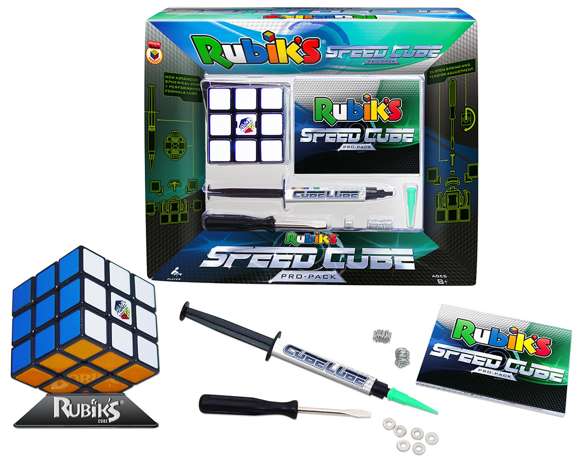 Rubik's DIY Speed Cube