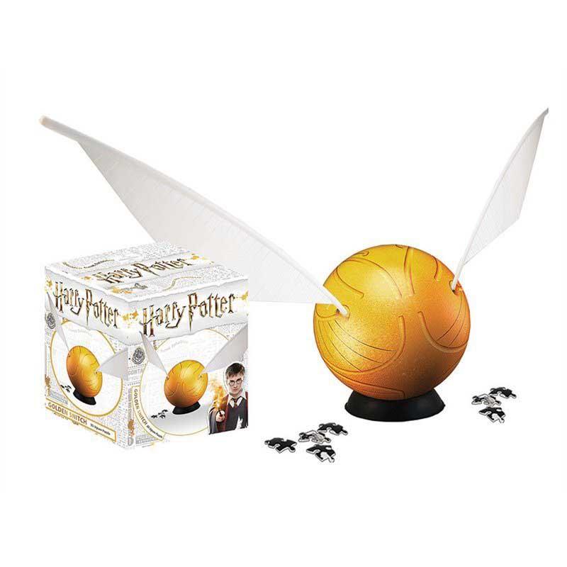 Harry Potter Snitch Harry Potter 3D Puzzle