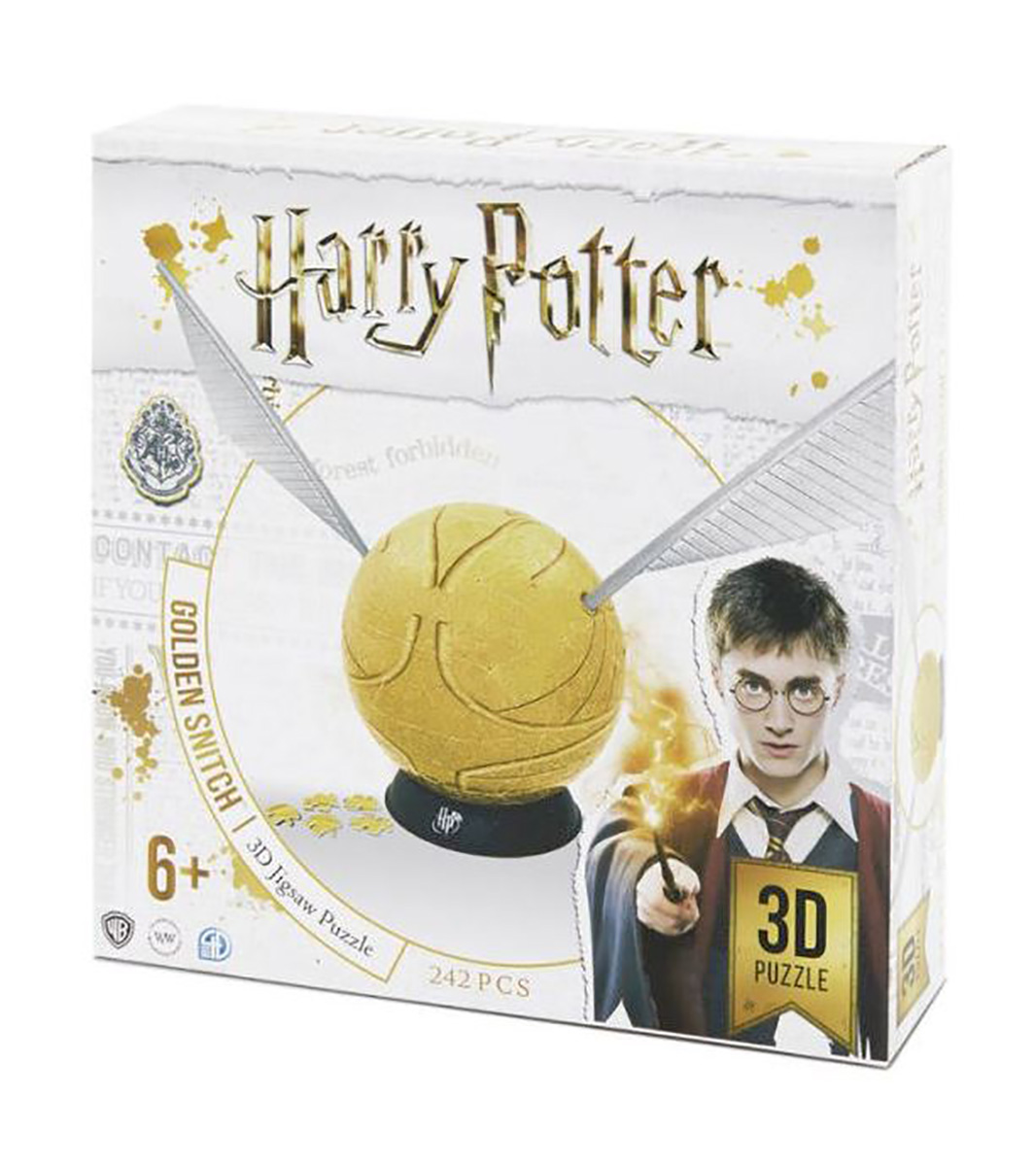 Harry Potter Snitch Harry Potter Jigsaw Puzzle