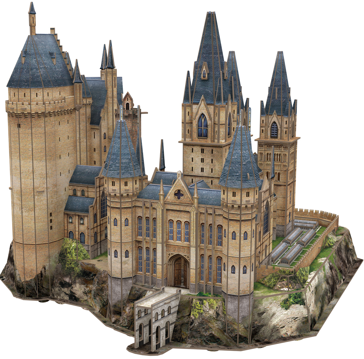 Harry Potter Astronomy Paper Puzzle Movies / Books / TV 3D Puzzle