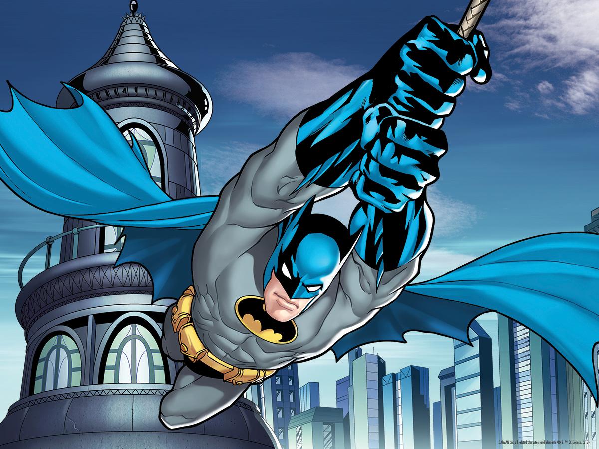 Lenticular Superman vs Electro Movies / Books / TV Jigsaw Puzzle