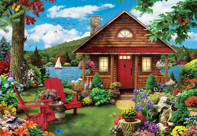 A Perfect Summer Summer Jigsaw Puzzle