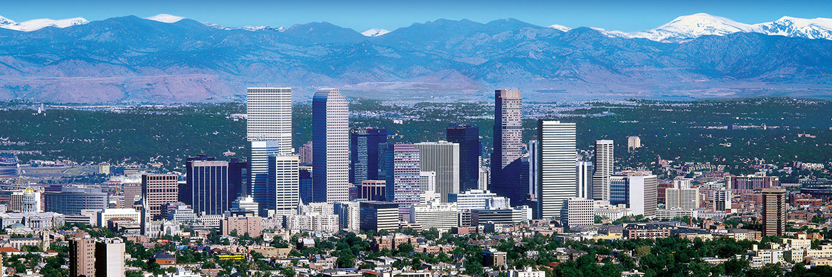 Denver Mountains Jigsaw Puzzle