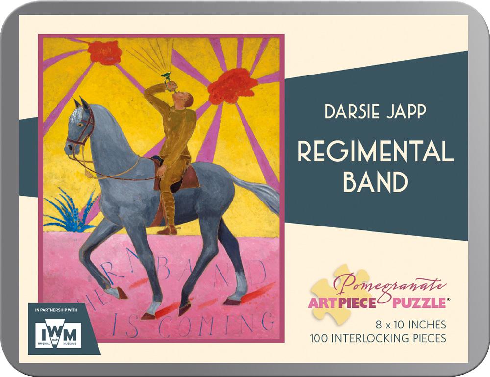 Regimental Band Military / Warfare Jigsaw Puzzle