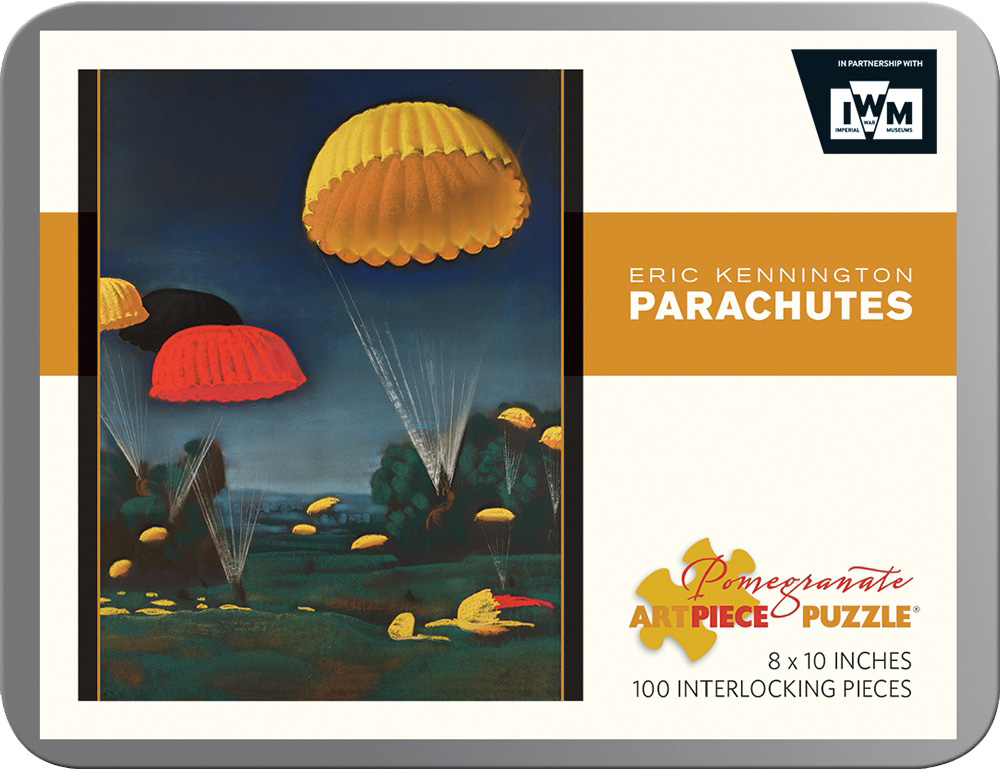 Parachutes Military / Warfare Jigsaw Puzzle