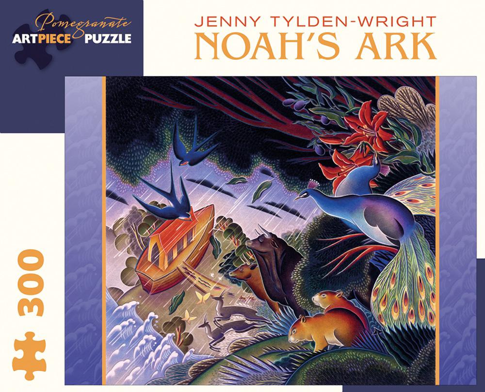 Noah's Ark Animals Jigsaw Puzzle
