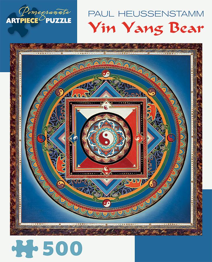 Yin Yang Bear