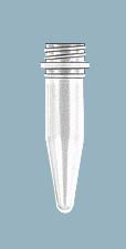 1.5ml SC Micro Tube Conical No Cap
