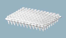 PCR Tray with 0.2ml Multiply® µStrips