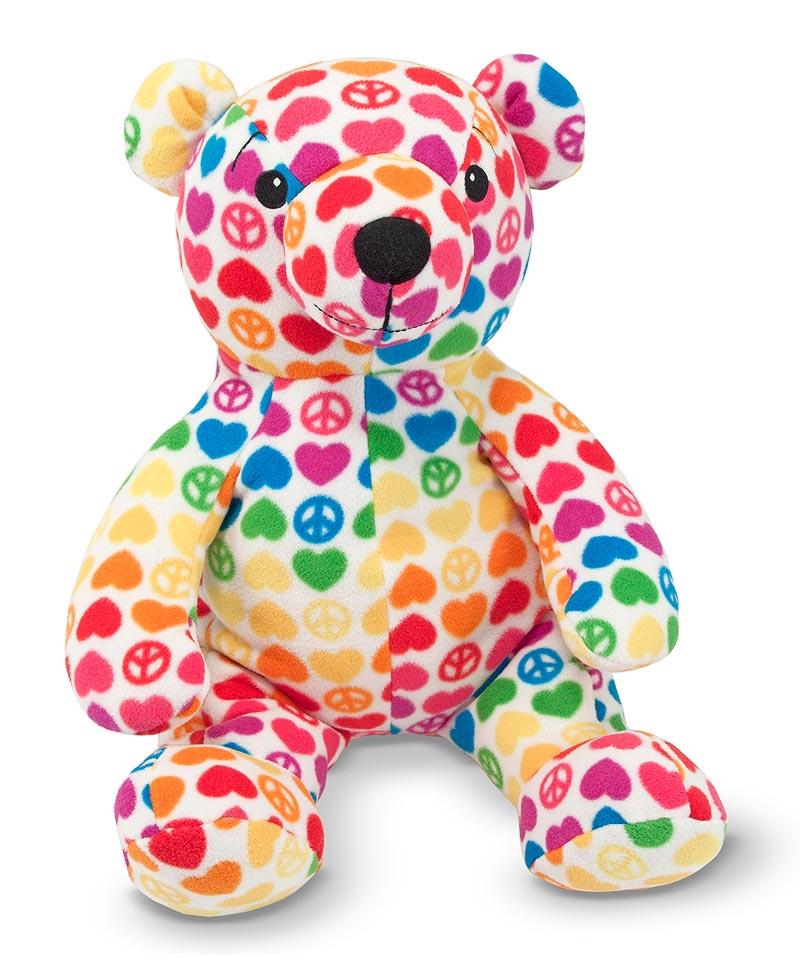 Hope Bear Inspirational Plush Toy