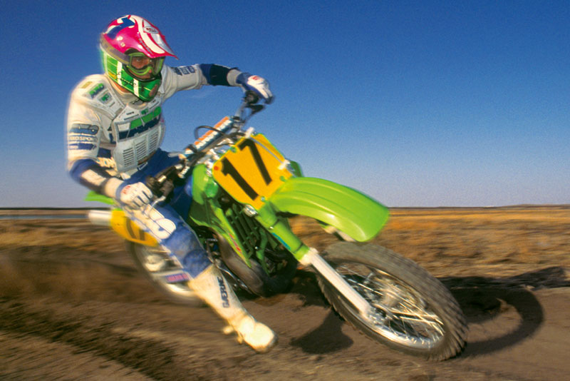 Mini Puzzles Special Vehicles - Motocross Vehicles Jigsaw Puzzle