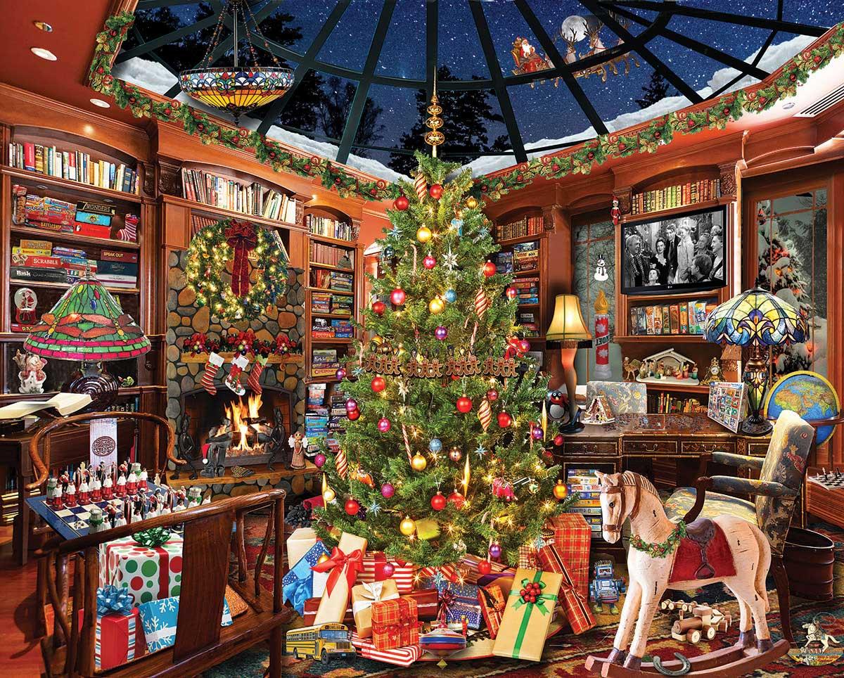 Christmas Nostalgic / Retro Hidden Images