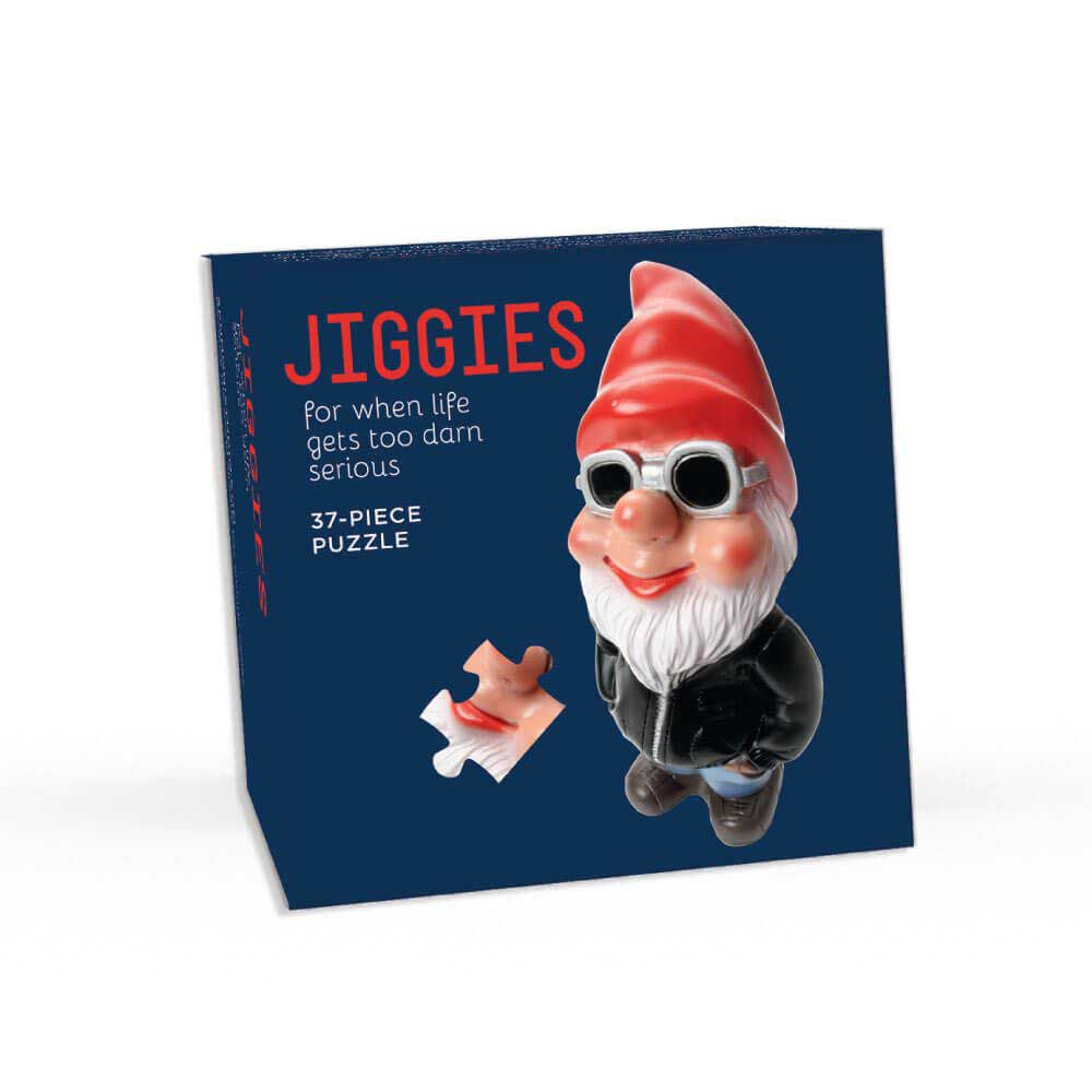 Gnomebody Loves You Like I Do (Mini) Everyday Objects Shaped Puzzle