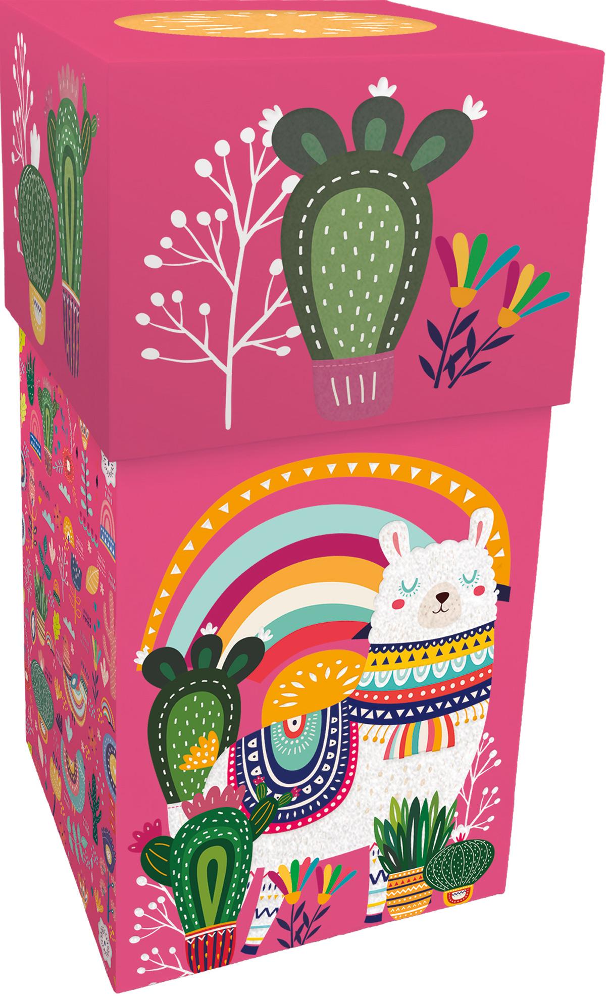 Artsy Animals Animals Glitter / Shimmer / Foil Puzzles