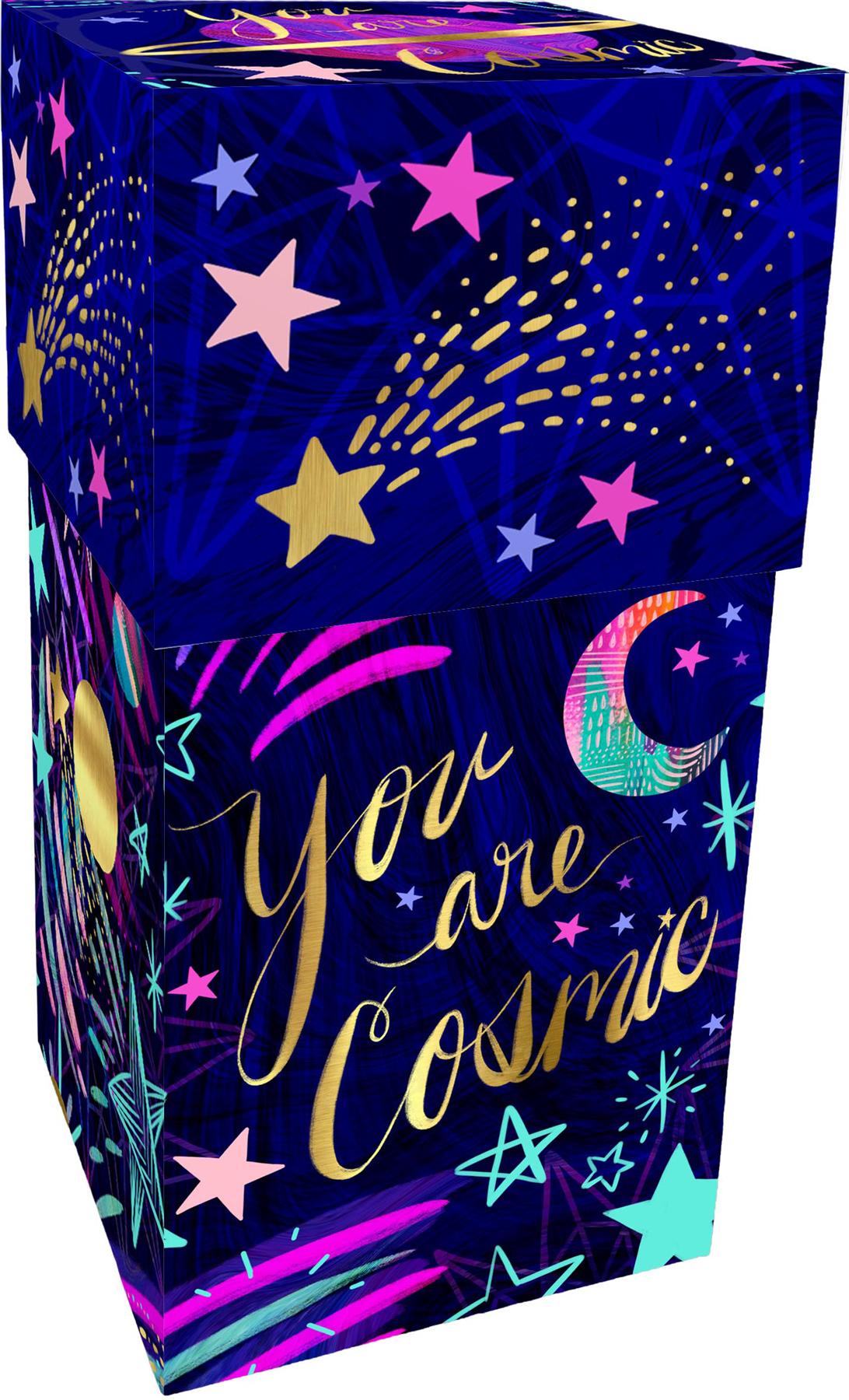 Cosmic Inspirational Glitter / Shimmer / Foil Puzzles
