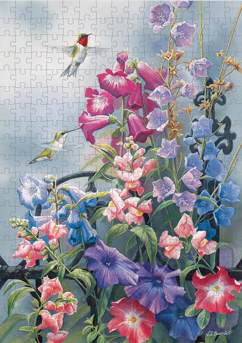 Hummingbirds Jigsaw Puzzle