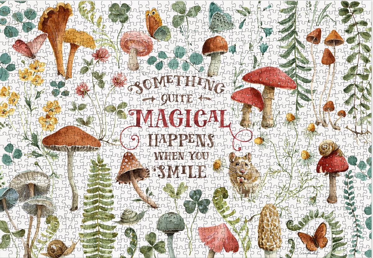 Cottage Core Inspirational Jigsaw Puzzle