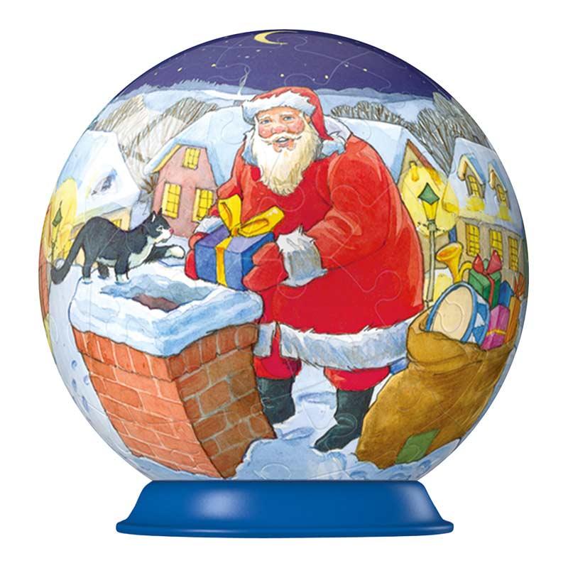 Puzzleball - Santa Christmas Jigsaw Puzzle