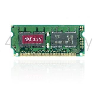 16MB 72p FPM SODIMM 3.3v 60ns 2x8