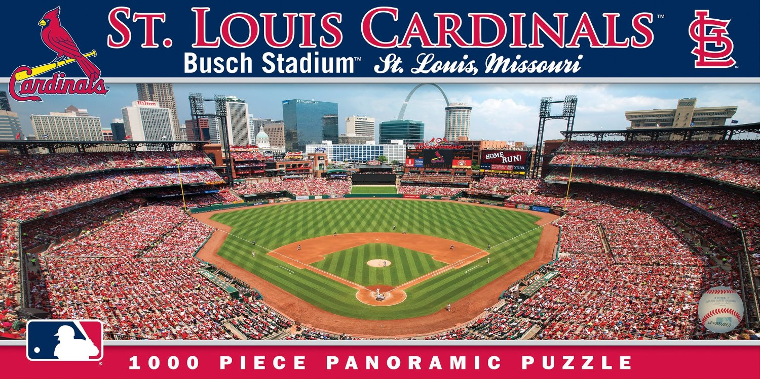 St. Louis Cardinals Sports Jigsaw Puzzle