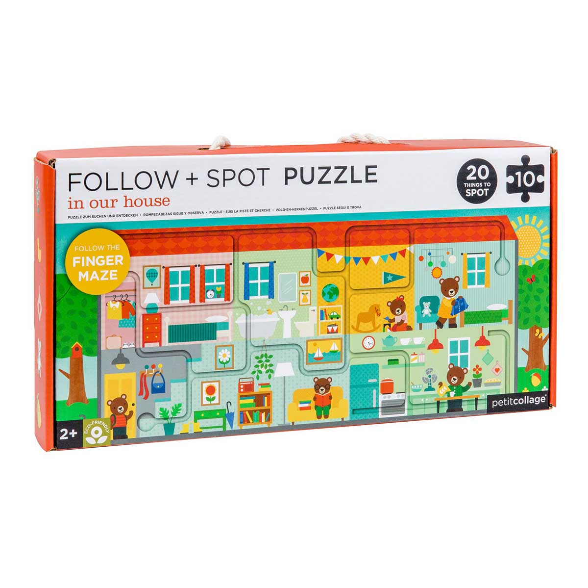 In Our House Domestic Scene Jigsaw Puzzle